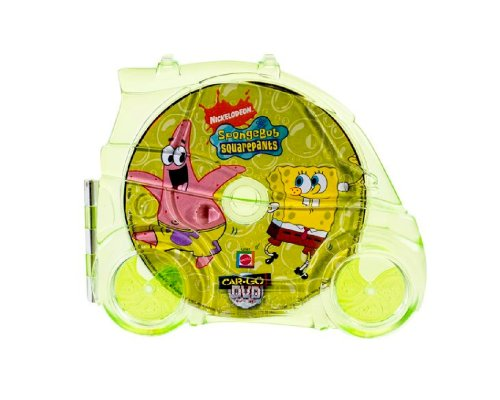 Car-Go Fun: Spongebob Squarepants DVD Travel Game - 1