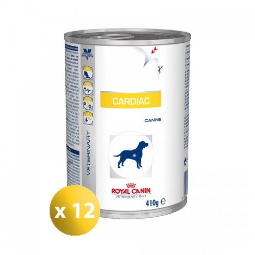 Royal Canin - Royal Canin Veterinary Diet Dog Cardiac 12 x 410 grs