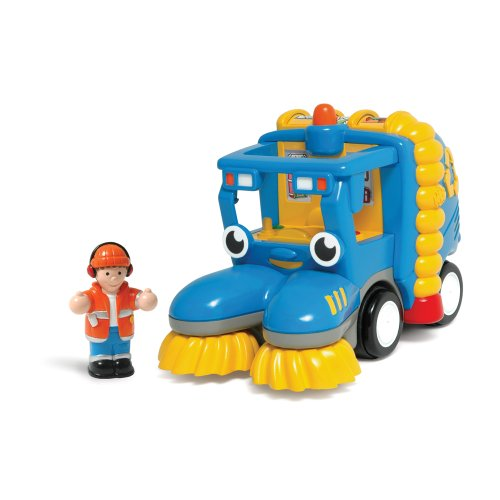 WOW Stanley Street Sweeper - Town (2 Piece Set) (Street Sweeper Truck compare prices)
