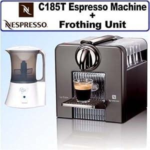 Nespresso lait