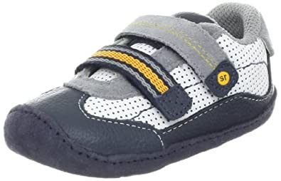 Amazon Com Stride Rite Crawl Lil Sprinter Crib Shoe