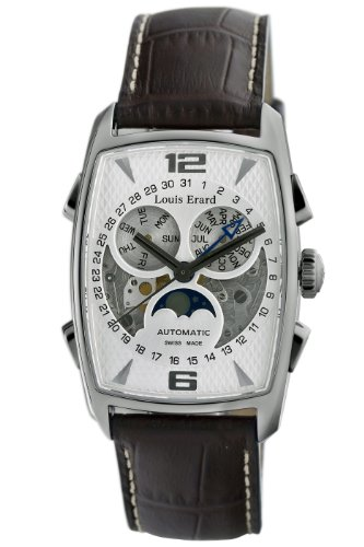 Louis Erard Men's 95211AA11.BDC52 1931 Multifunction Automatic Watch