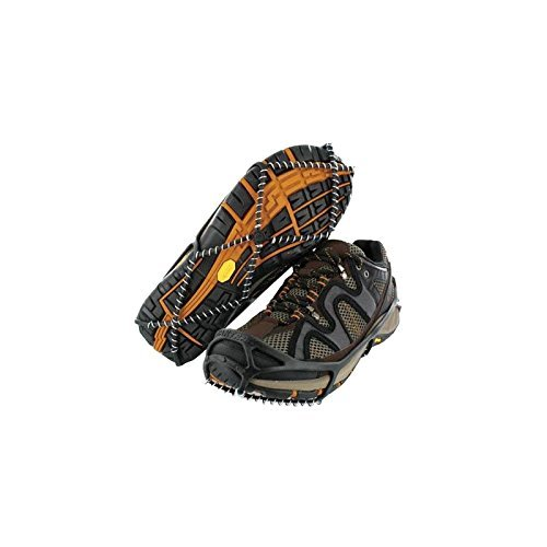 Yaktrax Walk Traction Cleats for Walking on Snow and Ice, Medium (Shoe Ice Grippers compare prices)