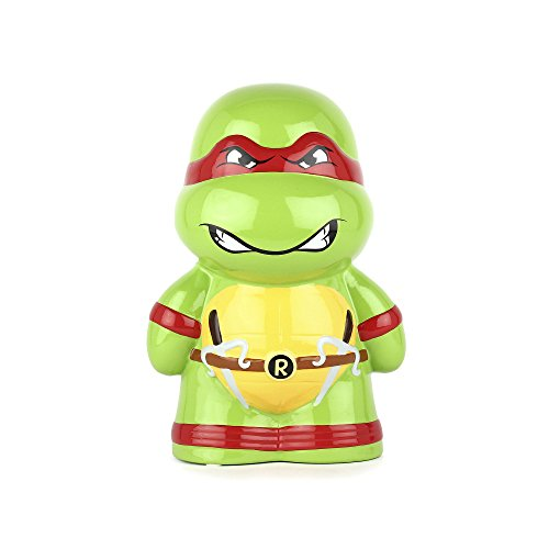 Teenage Mutant Ninja Turtle Ceramic Bank