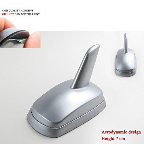 fausse-antenne-de-toit-universelle-style-aileron-pour-audi-a6-gris