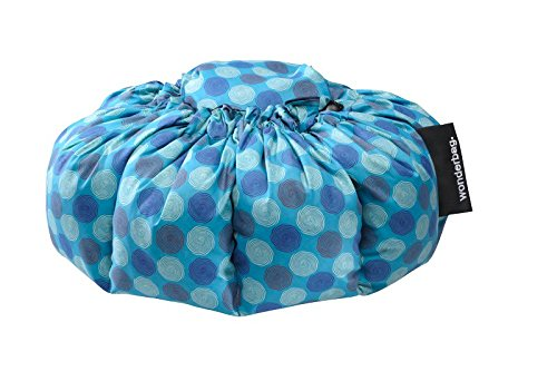 Wonderbag Non-Electric Portable Slow Cooker with Recipe Cookbook, Blue Batik (Portable Oven Electric compare prices)