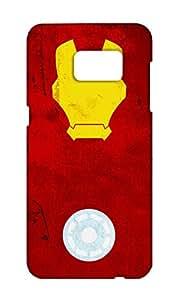 Samsung Galaxy S7 Back Cover - Printed Designer Cover - Hard Case - SGS7ZUPKSUPMSCB0134