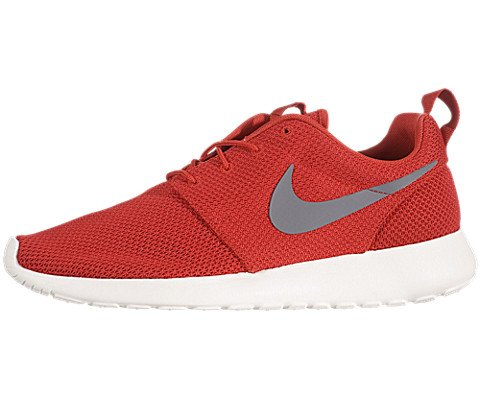 Nike Roshe Run Rosherun Red Grey Sail