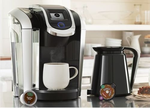 Coffee Maker Carafe And K Cup : **New** Keurig 2.0 K450 Brewing System Coffee K-cup Maker + Filter + Carafe Inc Espresso ...