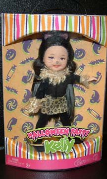 Halloween Party Kelly - Kayla the Leopard by Mattel