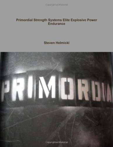 Primordial Strength Systems Professional /Elite Explosive Power Endurance front-1004623