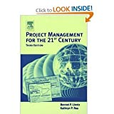 img - for Project Management for the 21st Century (Hardcover, 2001) 3rd EDITION book / textbook / text book