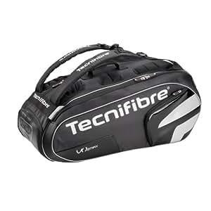 Tecnifibre VO2 Max Black 12 Pack Tennis Bag