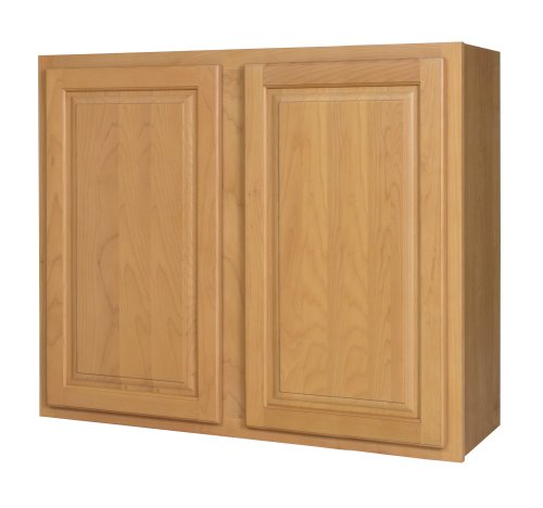 Kraftmaid kitchen cabinets all wood cabinetry w3630 vhs for Kitchen cabinets 36 inch
