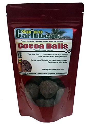 Berkshire Jamaican (Chocolate) Cocoa Balls