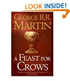 (A Feast for Crows: Song of Ice and Fire Bk. 4) By George R. R. Martin (Author) Paperback on (Dec , 2006)