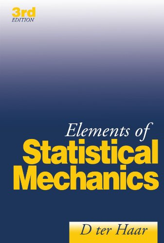 Elements of Statistical Mechanics, Third Edition