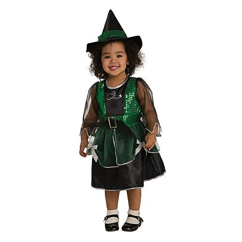 Wizard of Oz Wicked Witch Toddler / Child Costume