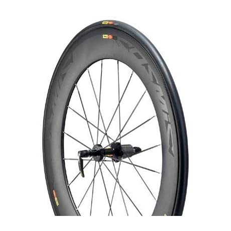 Mavic Cosmic Carbone 80 Tubular Road Bike Wheelset
