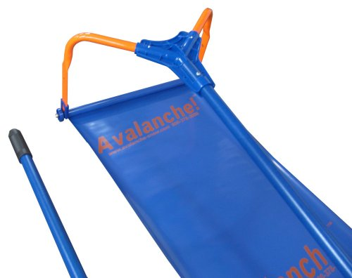 AVALANCHE! Original Roof Snow Removal System AVA500 with 17-Inch Wide Cutting Head and 16-Foot Quick Connect Light Weight Fiberglass Handle - Avalanche - AV-AVA500 - ISBN:B002TLSTH4