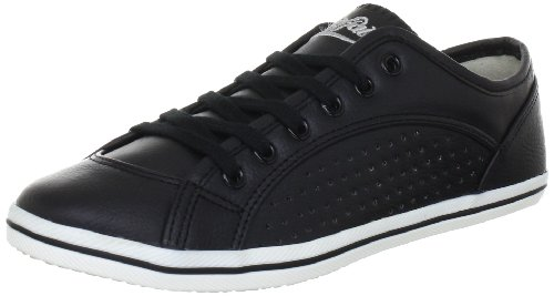 Buffalo 507-V9987 TUMBLE PU 135859, Sneaker donna, Nero (Schwarz (BLACK692)), 37