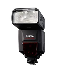 Sigma EF-610 DG SUPER Electronic Flash for Sony Digital SLR Cameras
