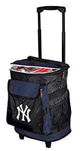 MLB New York Yankees Rolling Cooler by Logo Chair Inc.