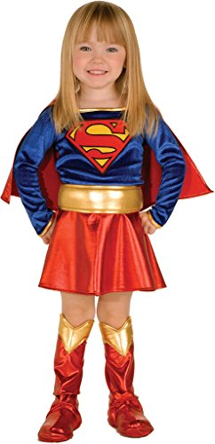 [Supergirl Costume - Toddler] (Toddler Supergirl Costumes)