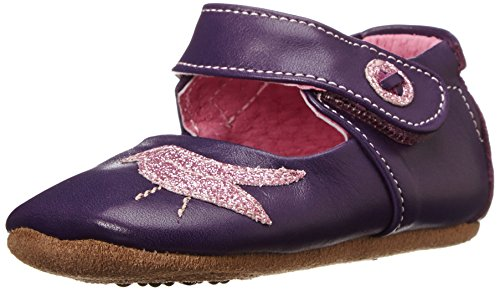 Livie & Luca Pio Pio Baby Mary Jane (Infant),Grape,6-12 Months M Us front-108563