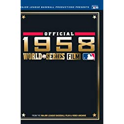 Official 1958 World Series Film