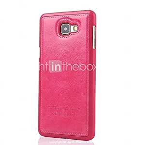 GENERIC Business Leather Phone Case for Samsung Galaxy A3 (Assorted Colors) #04923623