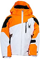 Spyder Boy's Mini Leader Jacket