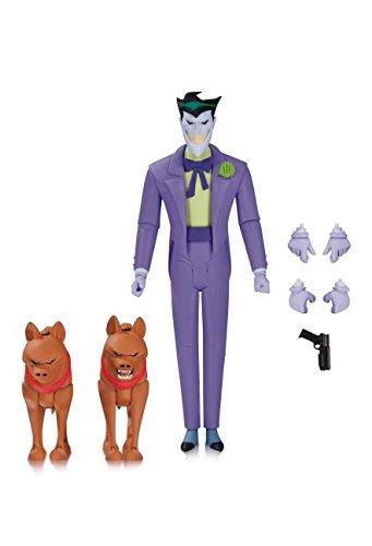 DC Collectibles Batman: The Animated Series: The New Batman Adventures: The Joker Action Figure (Batman Figure Joker compare prices)