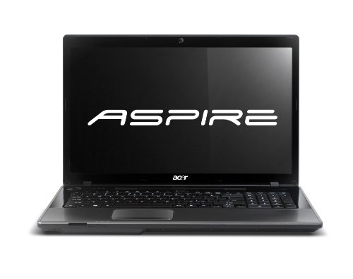 Acer Aspire AS7745G-6214 17.3-Inch Laptop (Black)