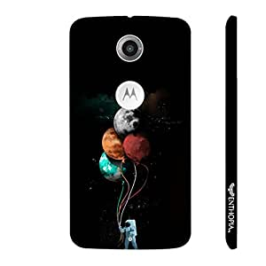 Motorola Moto X2 2nd Gen Astronauts Toys designer mobile hard shell case by Enthopia