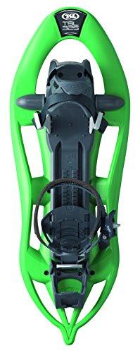 TSL 325 Track Easy Racchetta da Neve, Verde (Bright Green), 50 kg - 120 kg