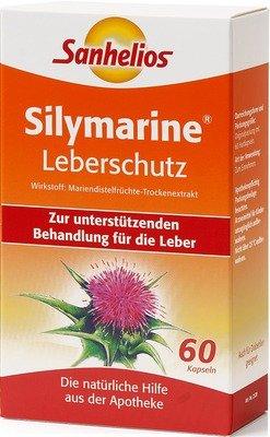 Silymarine Leberschutz Kapseln 60St