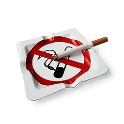 SUCK UK No Smoking Ashtray