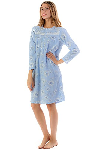 Top 5 Best winter nightgowns for women for sale 2016 | BOOMSbeat