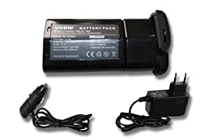 Battery LI-ION 2600mAh suitable for NIKON D800, D800E Battery Grip MB-D12 replaces EN-EL18A