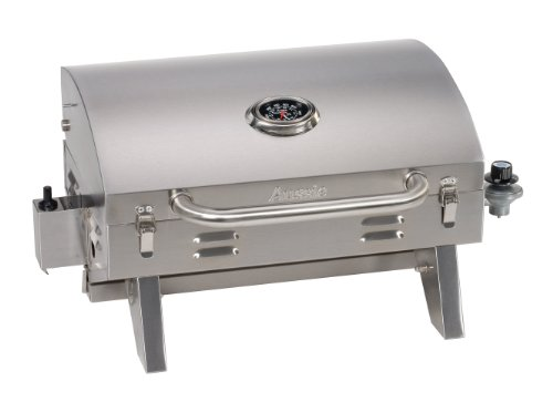 Learn More About Aussie 205 Stainless Steel Tabletop Gas Grill