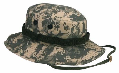 (ロスコ)Rothco 米軍 ブーニーハット Boonie Hat ACUデジタル(5891) (XS(54cm))
