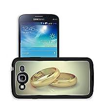buy Luxlady Premium Samsung Galaxy Mega 5.8 Aluminium Snap Case Gold Wedding Ring On Background Vintage Style Image 34731677