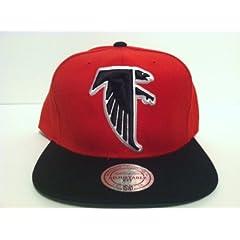 Mitchell & Ness Atlanta Falcons Snapback Hat by Mitchell & Ness