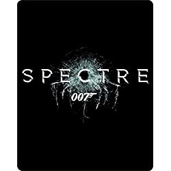 Spectre Limited Edition Steelbook on Blu-ray