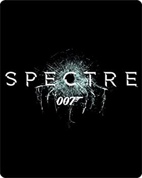 Spectre Steelbook on Blu Ray