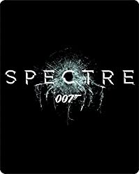 Spectre (Limited Edition Steelbook - Exclusive to Amazon.co.uk) [Blu-ray] [2015]