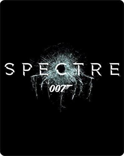 【Amazon限定スチールブック】007 Spectre スペクター ≪英語のみ≫≪リージョンAB≫