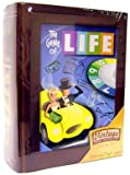 Parker Brothers Vintage Game Collection Wooden Book Box The Game of Life