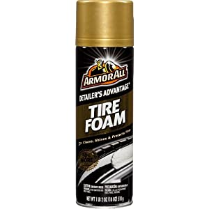 Armor All 78107 Detailer's Advantage Tire Foam - 18 oz.